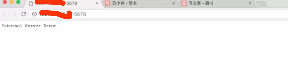 啟動app-inspector報Internal Server Error - IT閱讀